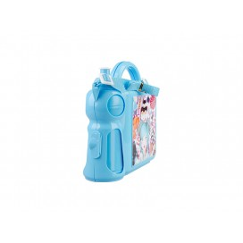 Handle Lunch Boxes (BLUE)