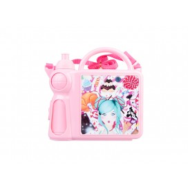 Handle Lunch Boxes (PINK)