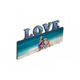 LOVE HANGING HARD BOARD
