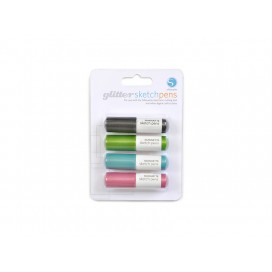 Silhouette Sketch Pen(Glitters)