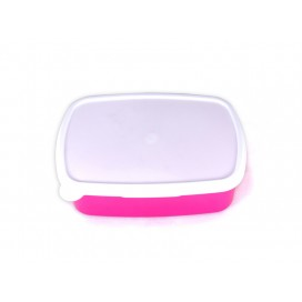 Sublimation Plastic Lunch Box with insert-PR
