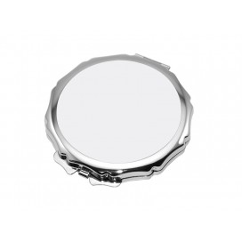 Round Shaped Compact Mirror(7.15*8.0cm)