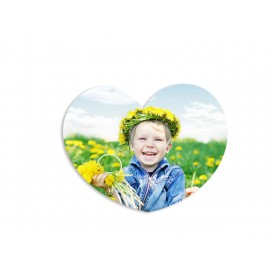 Sublimation Fridge Magnet-Heart