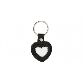 PU Key Chain (Heart)