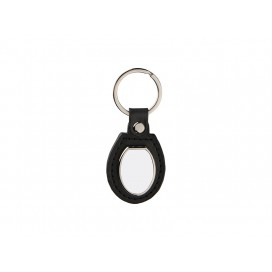 PU Key Chain (Oval)