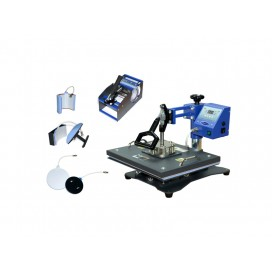Easy Combo Heat Press (6-in-1)-Bivolt