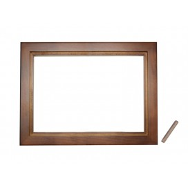 "8""*10"" Photo Frame(Pinewood, two colors available, Dark/light brown)"