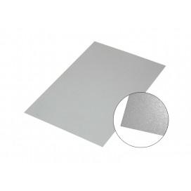 Aluminum Sparkling Board, Silver 10*15