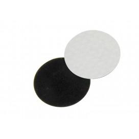 Flannelette Mat for Coaster (Round)