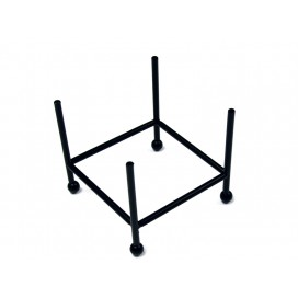 Wrought Iron Coaster Holder(Square)