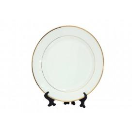 "10"" Rim Plates(Gold)"