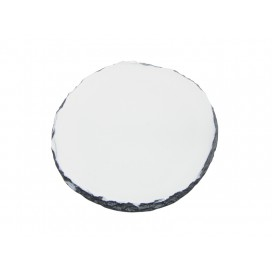 Round Slate Mug Coaster (10cm)