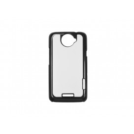 HTC One X Cover (Plastic, Black)