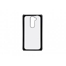 LG G2 Cover ( Plastic, Black)