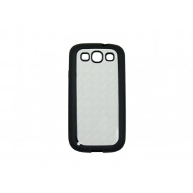 Samsung Galaxy S3 i9300 cover (Rubber,Black)