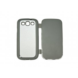 Samsung Galaxy S3 i9300 Foldable Rubber cover (Gray)