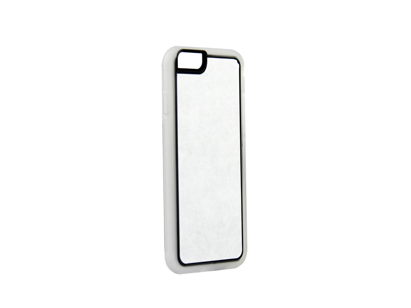 iPhone 7 Plus Cover (Plastic, Clear)-BestSub Malaysia