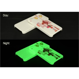 3D iPhone 5/5S Cover(Glossy,luminous)