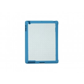 Sub Magnetic Flip  iPad Case (Blue)