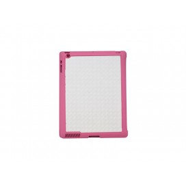Sub Magnetic Flip  iPad Case  (Pink)