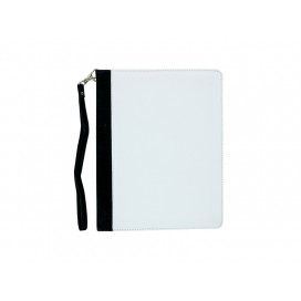 Rotatable iPad Case with Strap(Black)