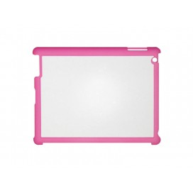 iPad Cover (Plastic,Pink)