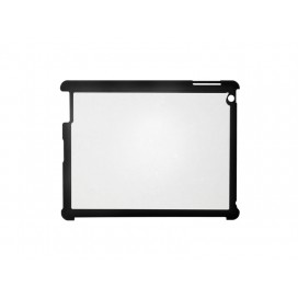 iPad Cover (Plastic,Black)