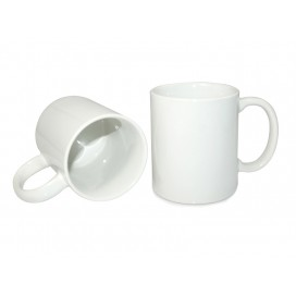11oz White Coated Mug (Grade A)