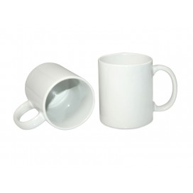 11oz White Coated Mug (Grade AA)