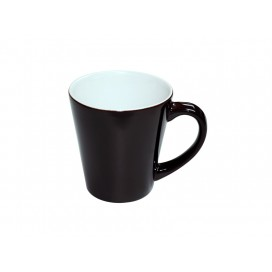 12oz Cone Shape Black Color Changing Mug