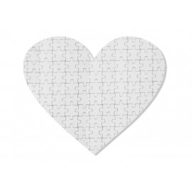 Heart Fabric Puzzle