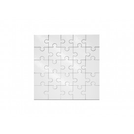 Square Shape MDF Puzzle