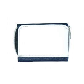 Denim Wallet - Small(12*9.0cm)